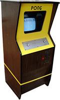 Pong Arcade Game