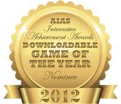 AIAS Awards 2012