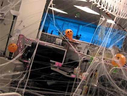 Customer Support Haunted 5