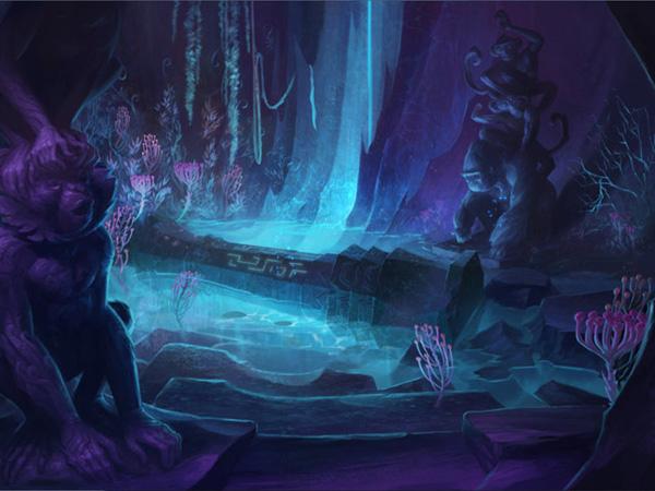 Drawn: Trail of Shadows Game 3