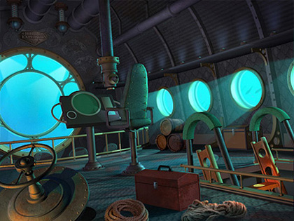 The Observation Deck Screenshot from Hidden Expedition: Devil's Triangle