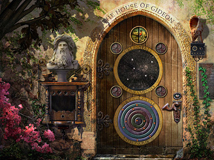 The Architect's Front Door Screenshot from Hidden Expedition: Devil's Triangle