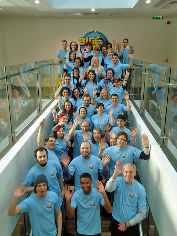 Big Fish Games' Cork Office Expansion | Big Fish Blog