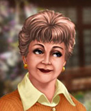Jessica Fletcher from Murder, She Wrote