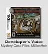 Mystery Case Files MillionHeir Developer's Voice Trailer