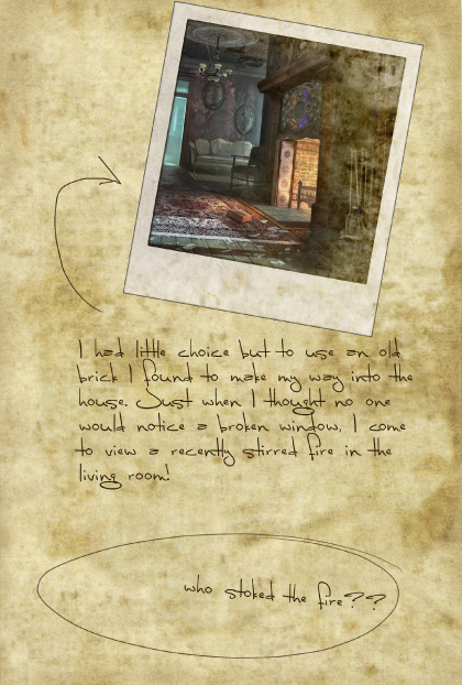 Return to Ravenhearst Lost Journal - Page 13