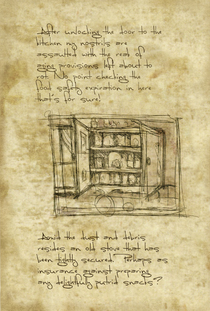 Return to Ravenhearst Lost Journal - Page 15