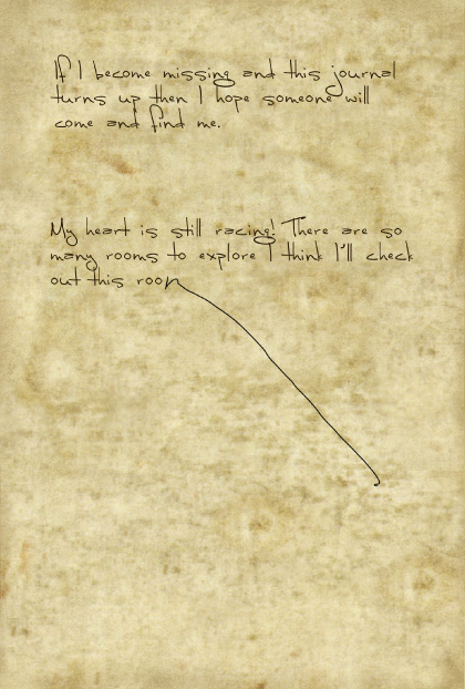 Return to Ravenhearst Lost Journal - Page 18