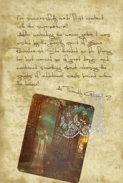 Return to Ravenhearst Lost Journal - Page 5