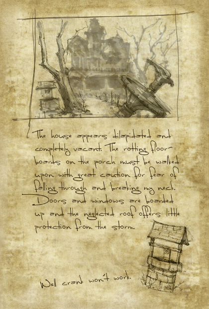 Return to Ravenhearst Lost Journal - Page 7