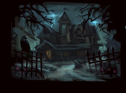 Ravenhearst Manor Far