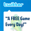 A Free Game Every Day in April on Twitter