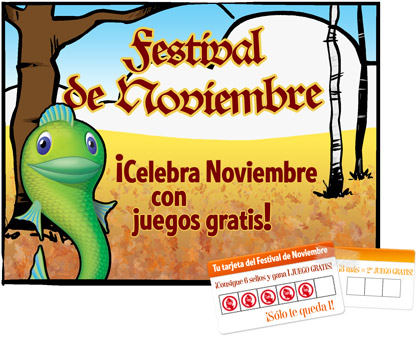 Concurso Festival de Noviembre 2009 de Big Fish Games