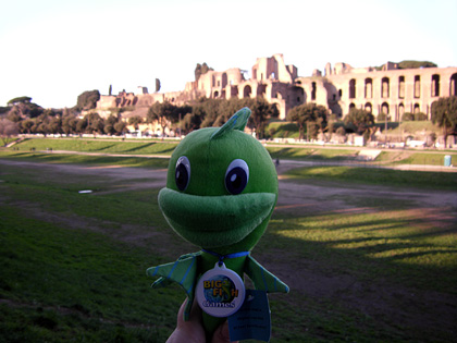 Felix at Circus Maximus