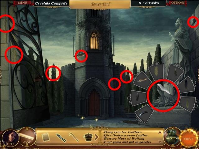 Historia de un gitano: La Torre de los Secretos