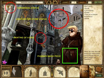 Napolean's Secret Game Screenshot 8