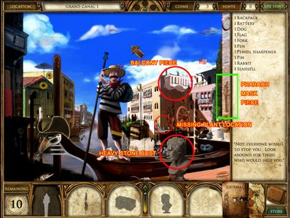 Napolean's Secret Game Screenshot 15