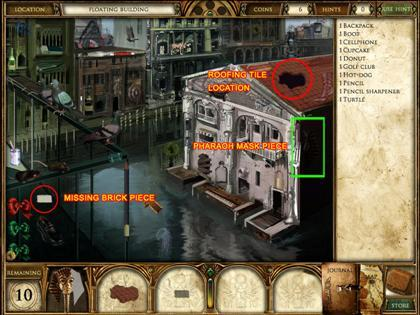 Napolean's Secret Game Screenshot 20
