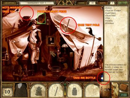 Napolean's Secret Game Screenshot 36