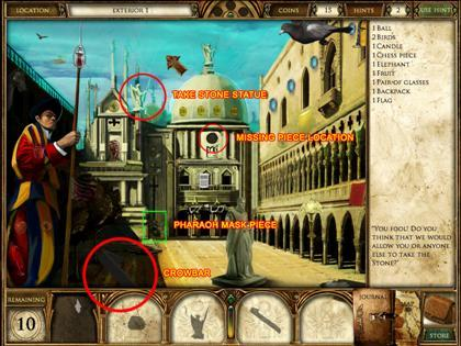 Napolean's Secret Game Screenshot 43