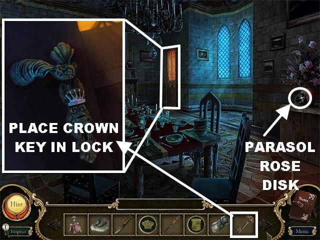 Dark Parables: La Maldición de la Bella Durmiente