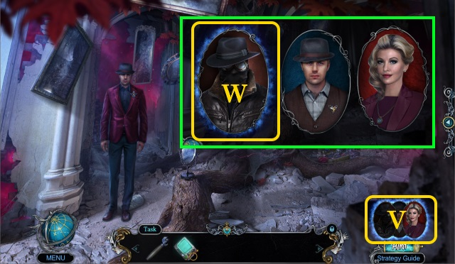 Detectives United: The Darkest Shrine