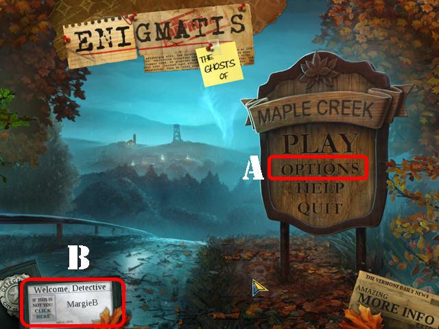 Enigmatis: Los fantasmas de Maple Creek