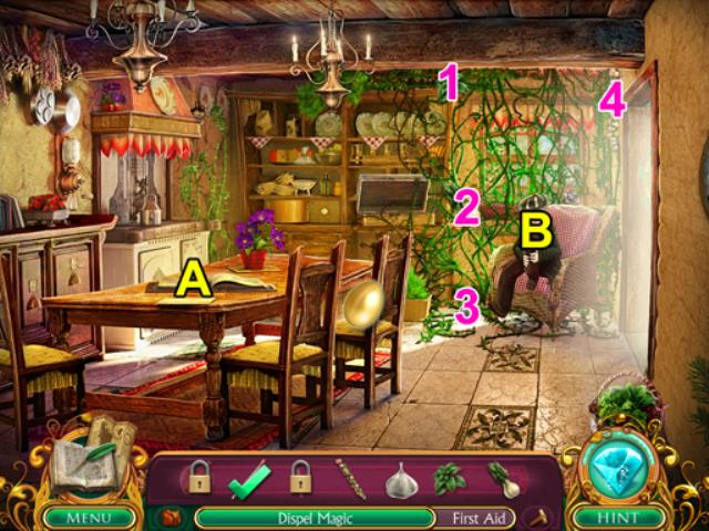 Fairy Tale Mysteries The Beanstalk Walkthrough Guide