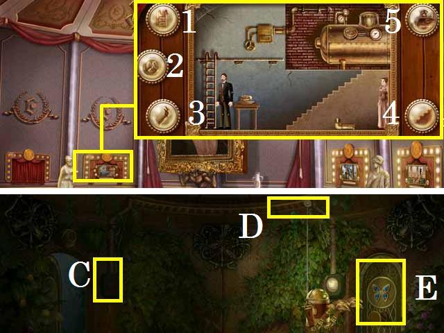 Creaciones fantásticas: House of Brass