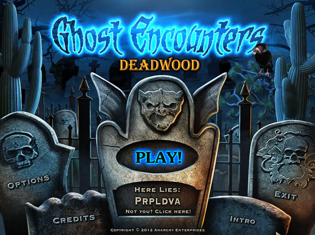 Incontri fantasma: Deadwood
