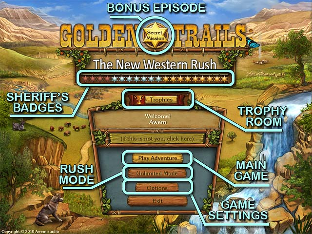 Golden Trails: La nueva fiebre del Oeste