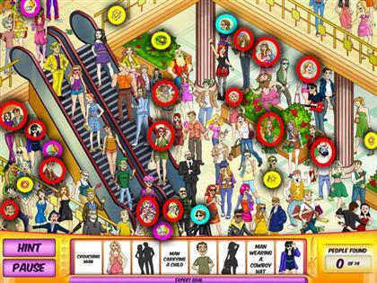 Play gotcha celebrity secrets game