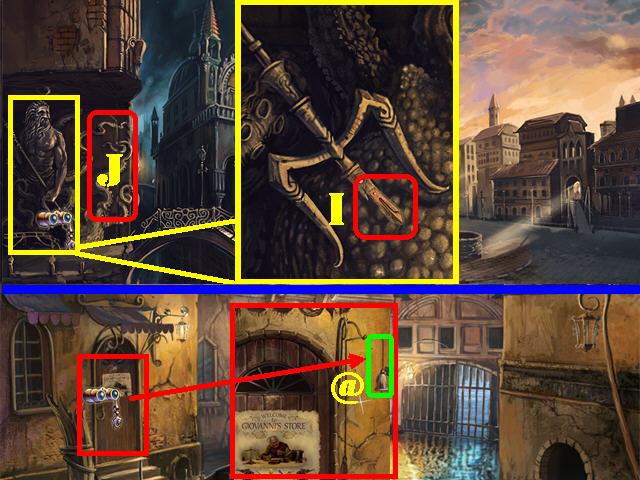 Grim Facade: Mystery of Venice