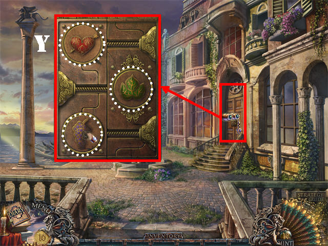 Grim Façade: El misterio de Venecia