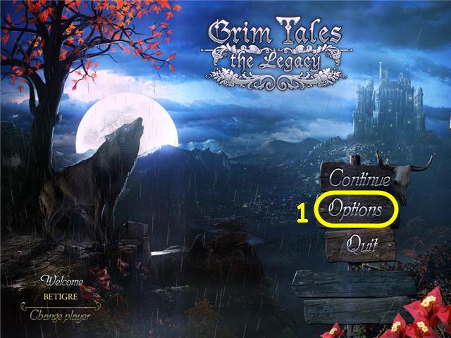 Grim Tales: El Legado