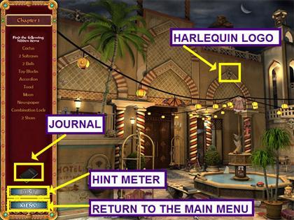 Harlequin Presents: Objeto oculto de deseo