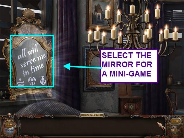 Haunted Manor: Señor de los Espejos