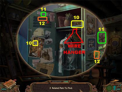 Hidden Expedition: Devil's Triangle