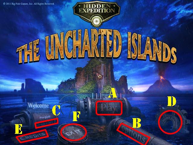 Hidden Expedition: Las Islas de Uncharted