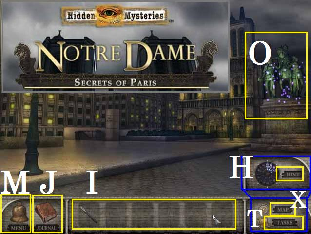 Hidden Mysteries: Notre Dame - Secrets of Paris