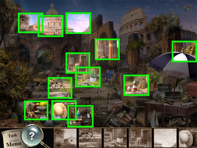 Insider Tales: Vanished en Roma