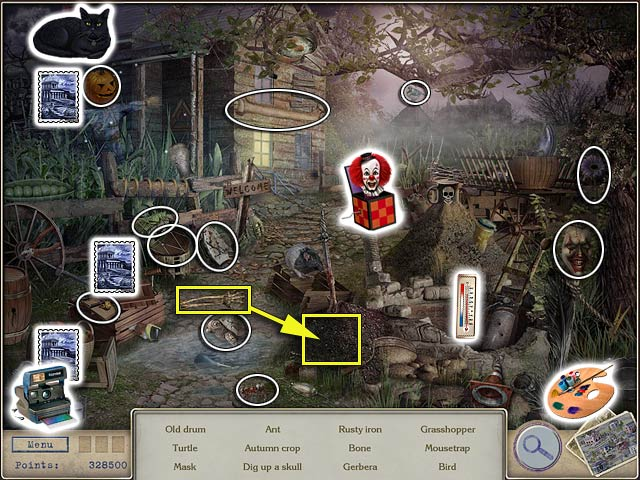 Letters from Nowhere 2 Walkthrough, Guide, & Tips | Big Fish