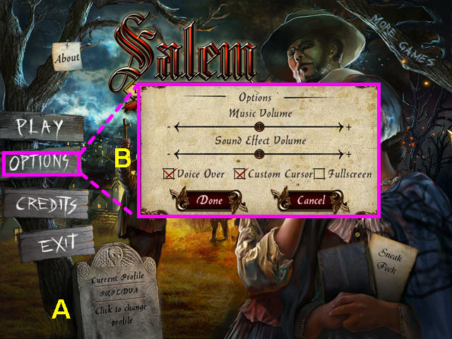 Perdida Chronicles: Salem