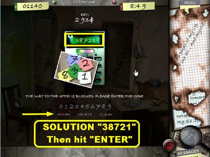 Lost in the City Game Screenshot 3