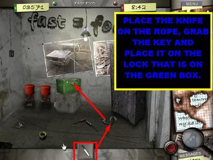 Lost in the City Game Captura de pantalla 13