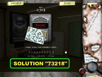 Lost in the City Game Captura de pantalla 17