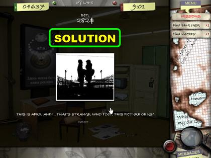Lost in the City Game Screenshot 19