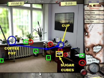 Lost in the City Game Captura de pantalla 20
