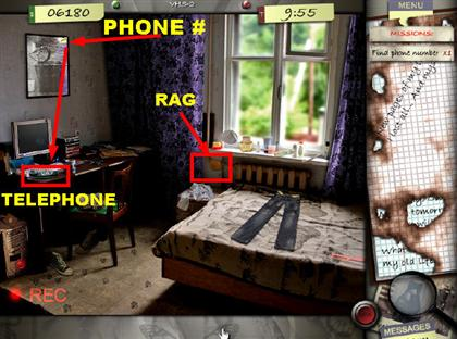 Lost in the City Game Captura de pantalla 24