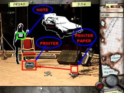 Lost in the City Game Captura de pantalla 31